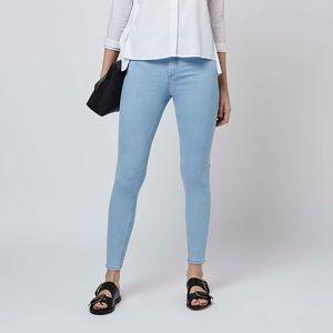 Top shop Joni Moto jeans